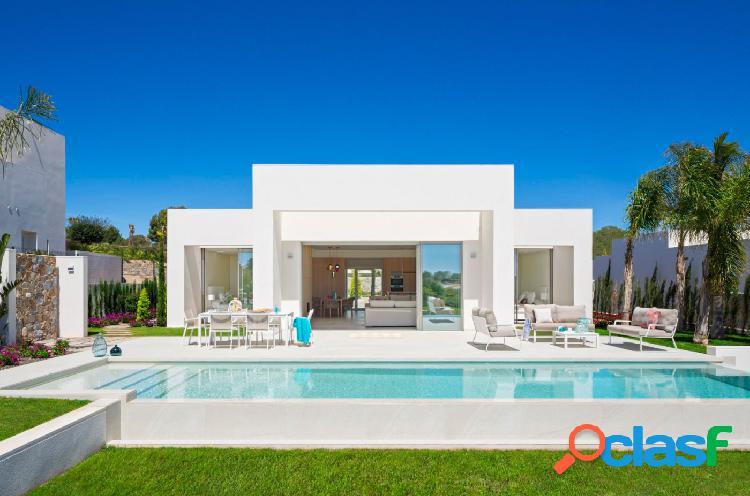 Villa de lujo de 4 dormitorios en un complejo de golf