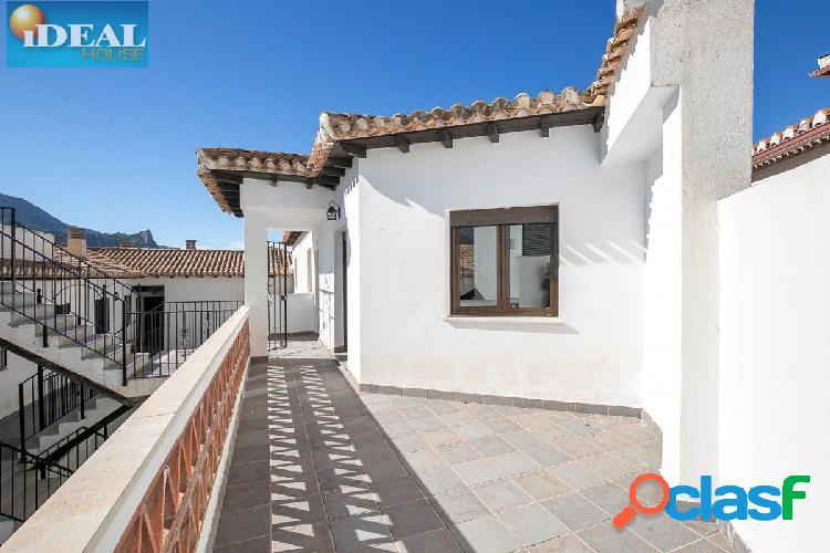 A5028V5. PISO SEMINUEVO EN GÜEJAR SIERRA. www.idealhouse.es