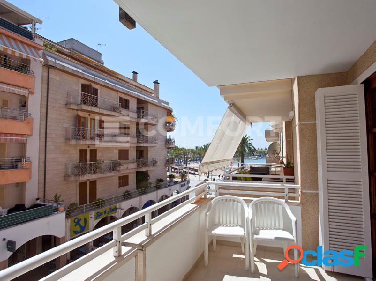 Apartamento de tres dormitorios en pleno centro de Puerto de