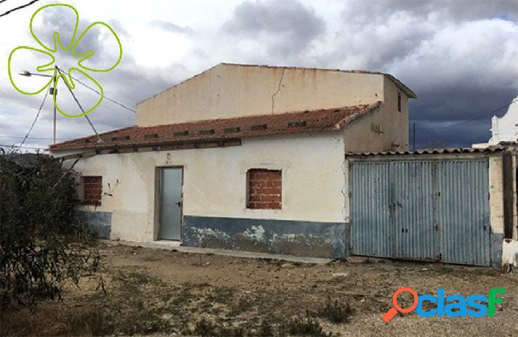 Ref. 00497 - Casa de campo en venta en Huércal-Overa