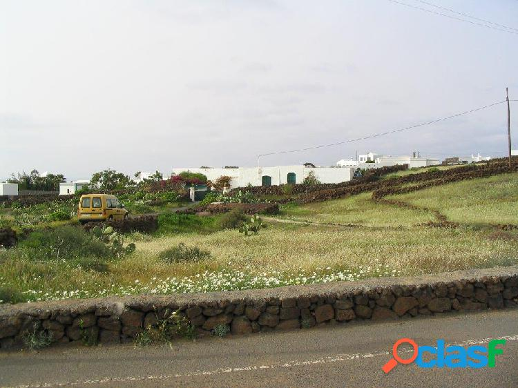 Solar urbano en Venta en Breñas, Las (Yaiza) Las Palmas