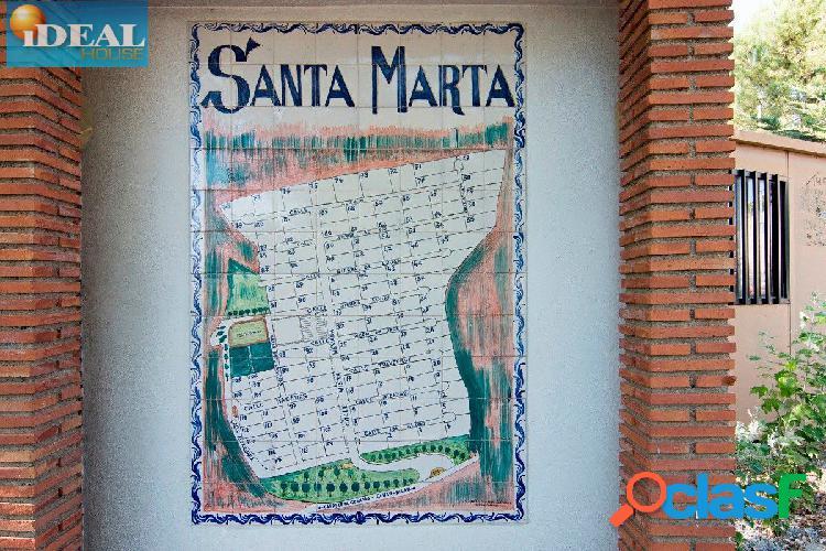 A5115J6. Urbanizacion Santa Marta en Gojar. Parcela de