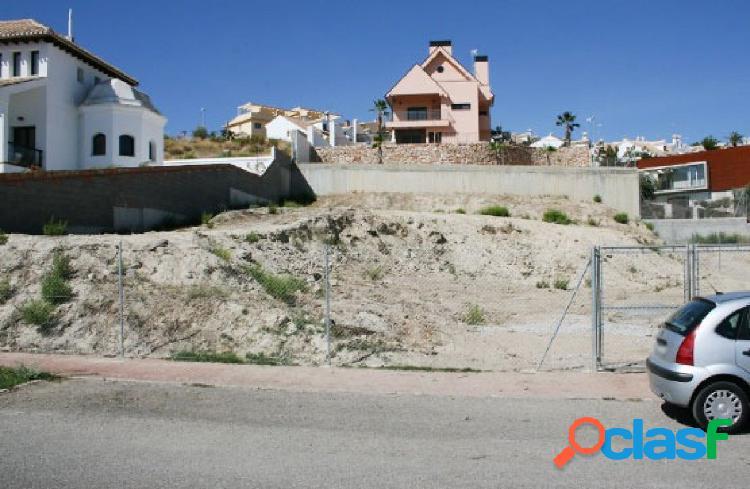 SOLAR JUNTO CAMPO DE GOL DE LAS GABIAS