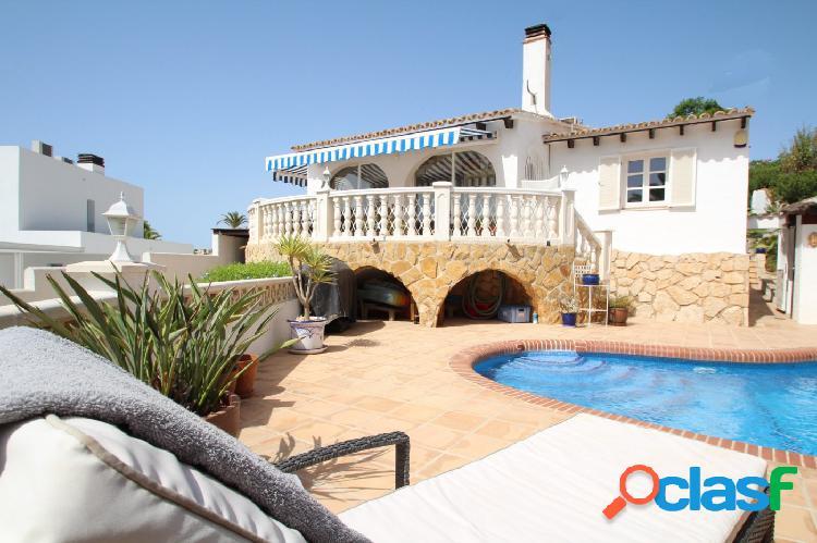 Villa con vistas al Mar en La Sabatera Moraira BV3072A