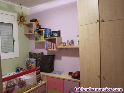 Urge vender habitación niña