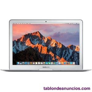 Apple macbook air dual-c i5 1.8ghz 8gb plata