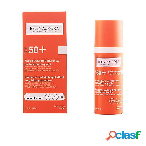 BELLA AURORA SOLAR anti-manchas piel secas SPF50+ 50 ml