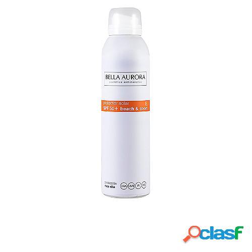 BELLA AURORA SOLAR protector SPF50+ beach & sport 150 ml