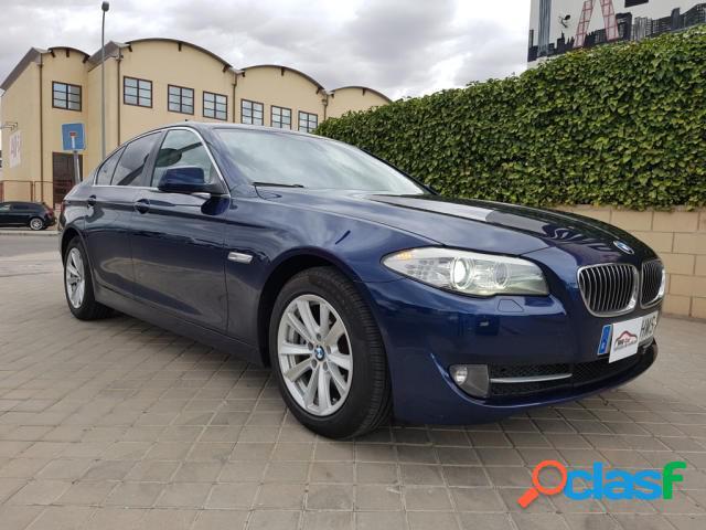 BMW Serie 5 diesel en Torrejón de Ardoz (Madrid)