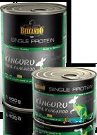 Belcando Comida Húmeda Single Protein Canguro 400 GR