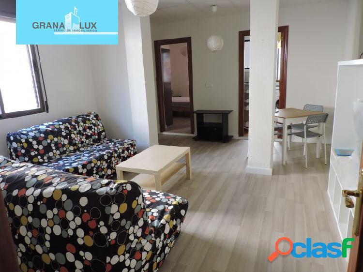 Bonito piso de dos dormitorios en pleno centro de Granada.