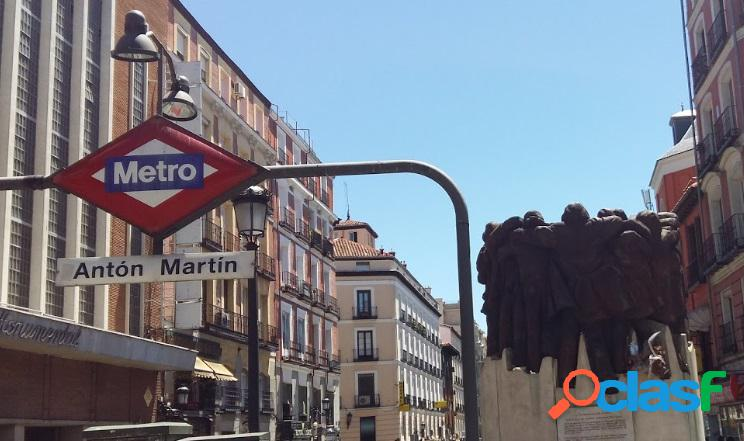 Edificio en venta en el centro de Madrid