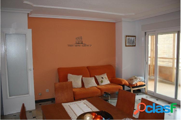 Espectacular piso en pleno centro de Benidorm