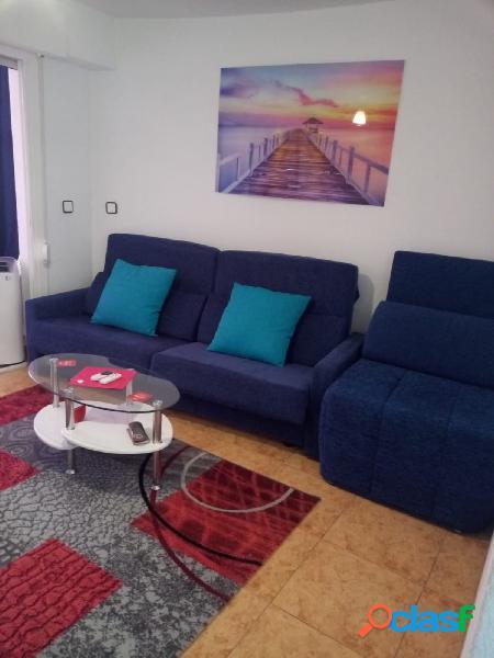 Estupendo apartamento con 1 dormitorio y piscina comunitaria