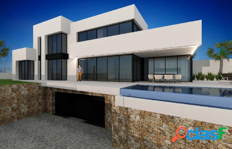 Hermosa villa in El Portet, Moraira