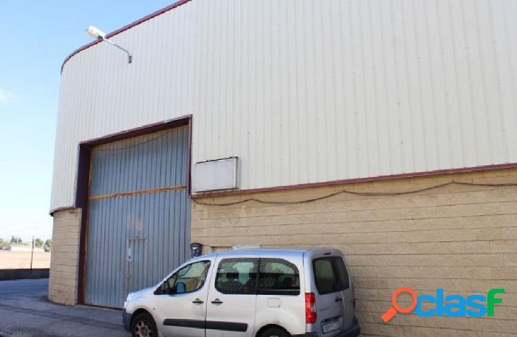 Nave Industrial en venta en Calle LA CUBA, Camarma de