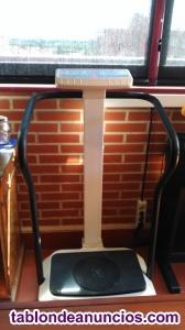 Plataforma vibratoria fitness