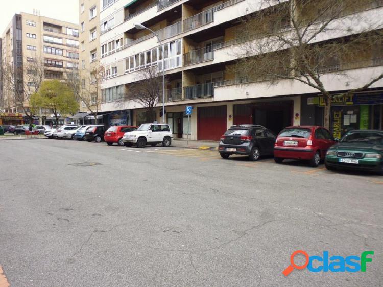 Plaza de garaje para dos coches, (Doble)
