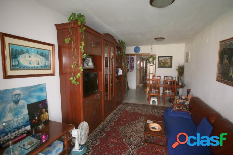 Precioso piso de 3 habitaciones