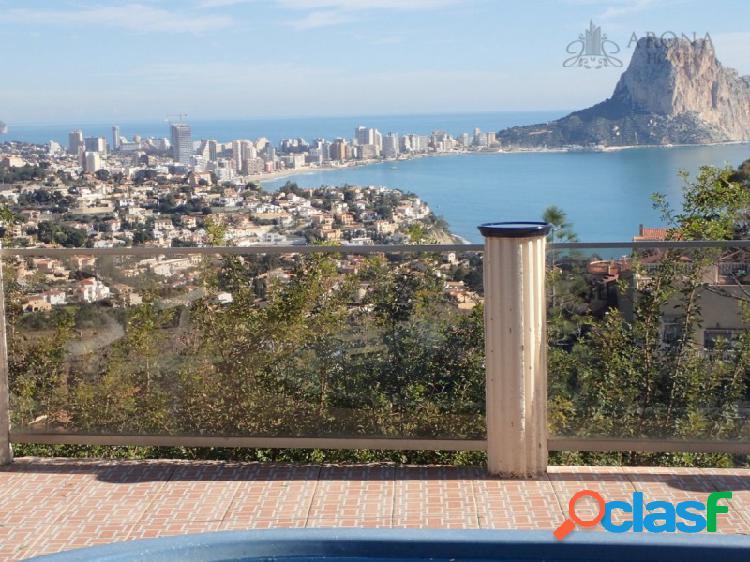 #1461 Villa con vistas al mar