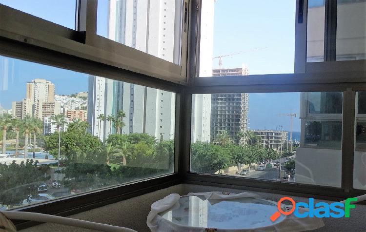 Acogedor apartamento para entrar a vivir con vistas al mar