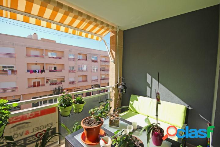 Apartamento moderno en venta e