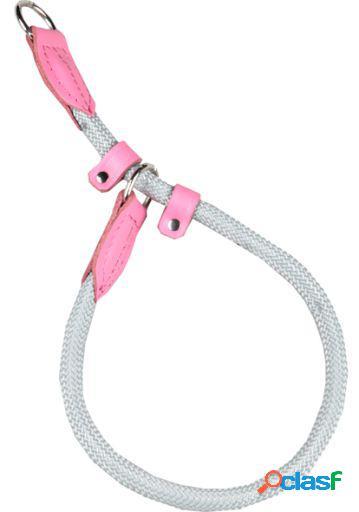 Arppe Collar Cordón Bellucci Gris / Rosa