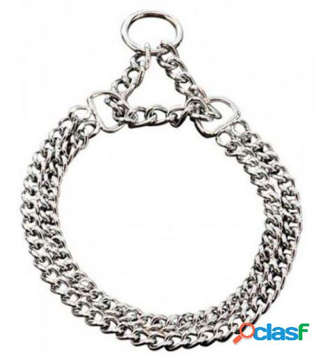 Arppe Collar Doble Cadena T-45