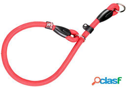 Arppe Collar Nylon redondo Colores Variados Negro/Violeta