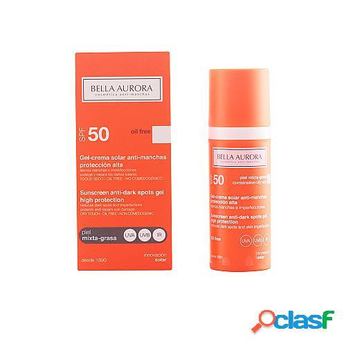 BELLA AURORA SOLAR gel anti-manchas mixta/grasa SPF50 50 ml