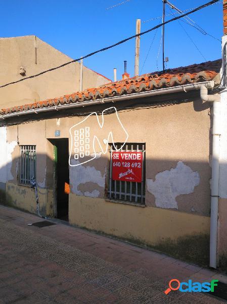 Casa Molinera en el casco viejo de La Flecha