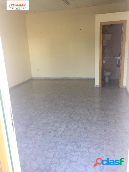 LOCAL COMERCIAL ZONA BARRERO