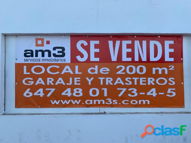 Plazas de garaje a la venta en Mojacar playa.