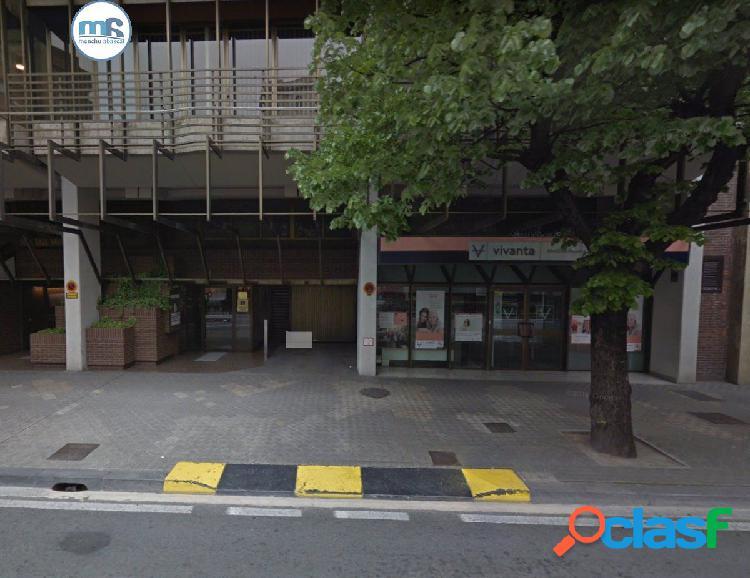 Se vende plaza de garaje en Baja Navarra