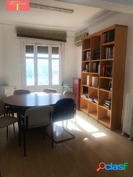 Alquiler de oficina en el barrio de Salamanca