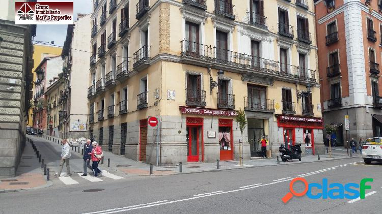 Local comercial en centro de Madrid
