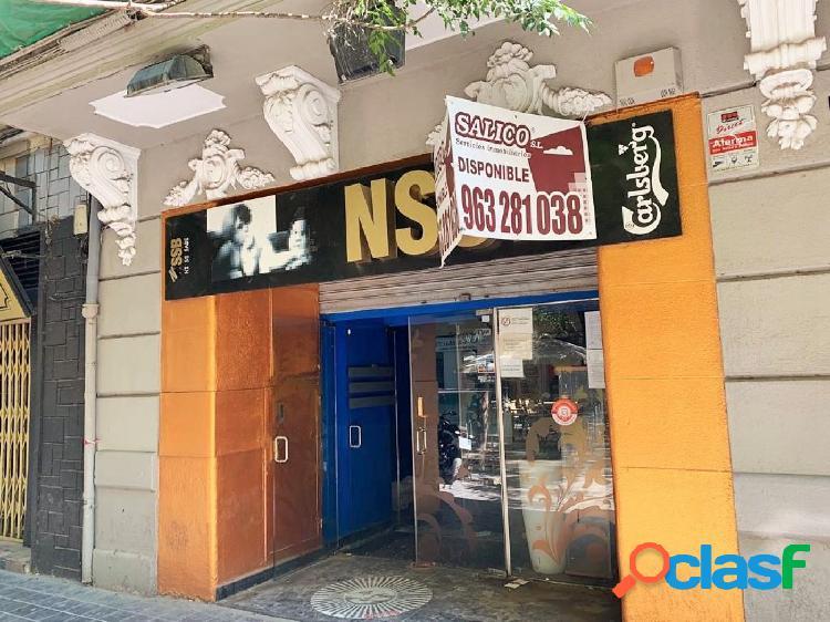 SALICO SERVICIOS INMOBILIARIOS. REF: 07446. LOCAL COMERCIAL