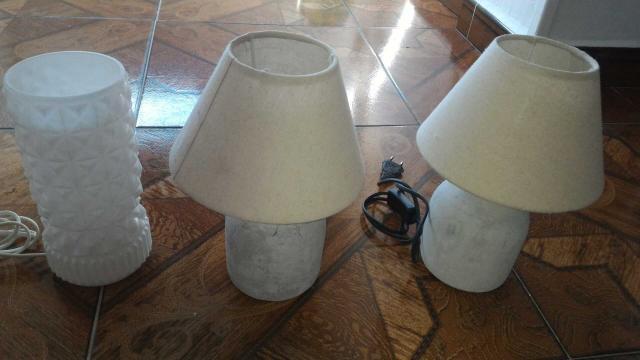 LAMPARAS DE MESA Moda y complementos