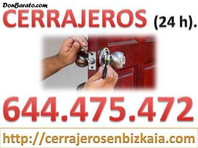 Cerrajero. apertura de puertas desde 50 euros