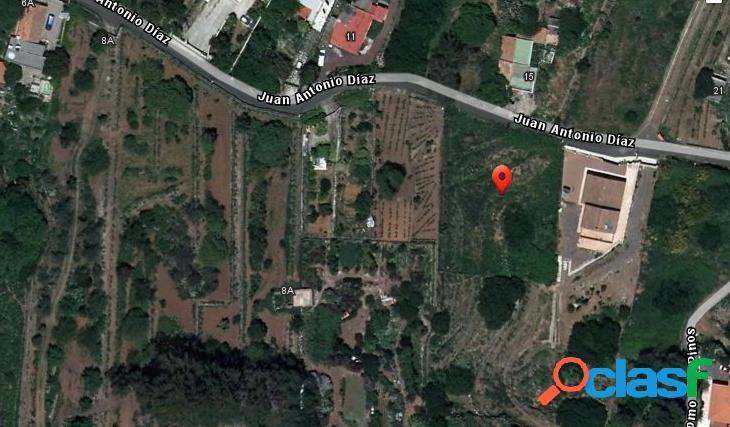 Terreno de asentamiento rural