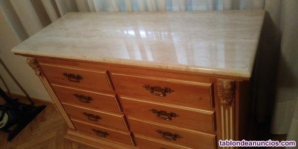 Vendo muebles de comedor y dormitorio