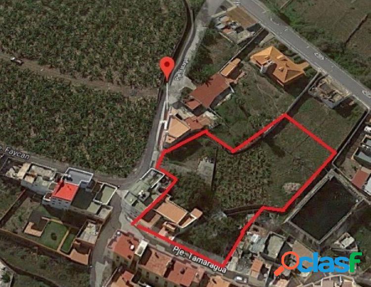 Casa en Cambalud, Firgas, Gran Canaria. Gran casa con