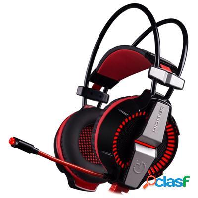 Hiditec Auricular Ghe010001 Gaming Ikos 7. 1, original de la