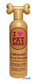 Pet Head Pet Head Oatmeal Champu Natural Aloe Vera 354 ml