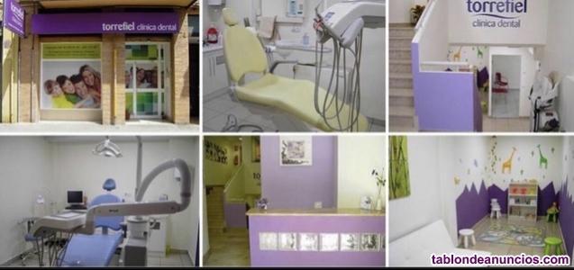Se traspasa clínica dental en valencia capital