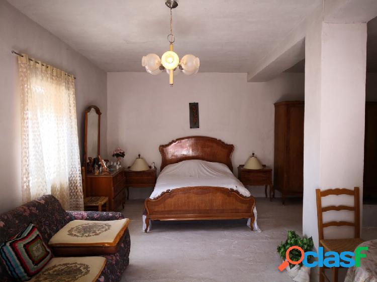 Casa +Cochera +Cueva en venta en Casas de Juan Nuñez