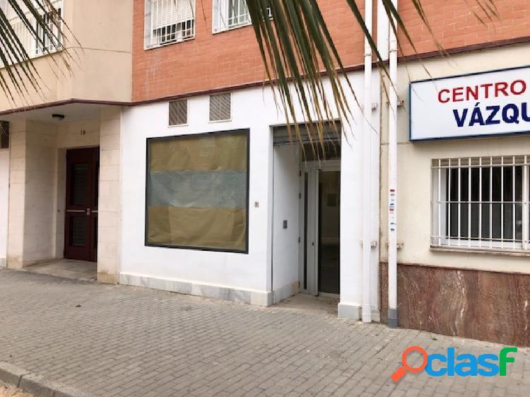 Local Motril. Zona Huerta de la Condesa