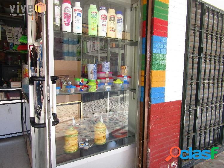 Se vende local en San Pablo