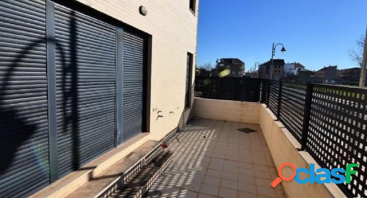Se vende piso de obra nueva de tres habitaciones en Museros
