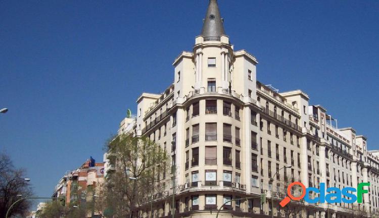 Alquiler de piso en Recoletos, exterior, amueblado, 3